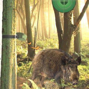 DVA Senzor pokreta za lov