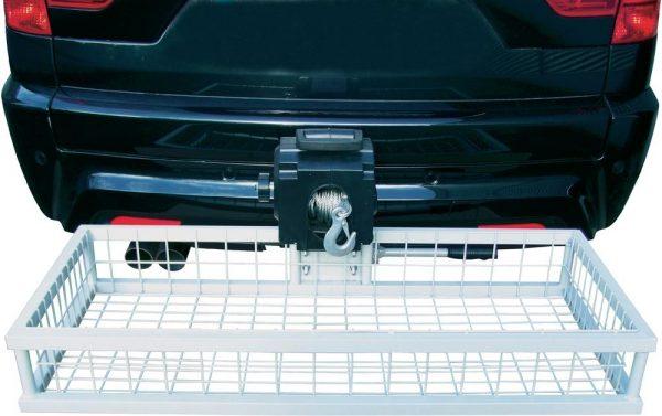 korpa sa brzim priključkom za auto kuku