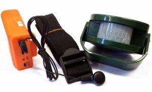 Pokretni Senzor Hunting Alarm