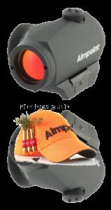 Aimpoint® Micro H-1 2 MOA Blaser R8-R93-B95-B97 i S2