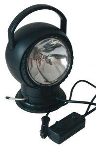 Reflektor za pretraživanje 12V, daljinski upravljanje