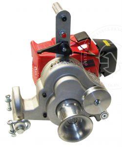 Motor-vitlo sa originalnim motorom Kawasaki TJ-35E, 1,0 kW / KS 1,38. vitlo vitlo