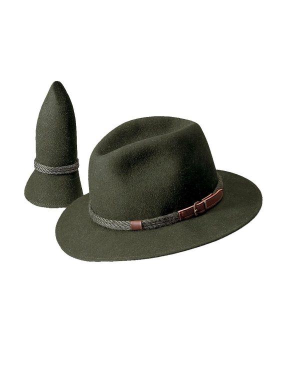 šešir kojega možete savinuti i spremiti
