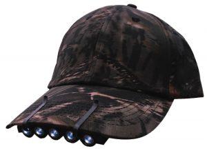 LED Svijetiljka za kapu/šešir